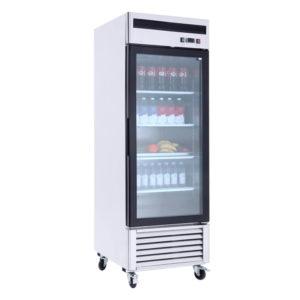 Freezer BT 700 lt porta in vetro