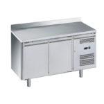 Tavolo Refrigerato 2 Porte Con Alzatina Serie CL