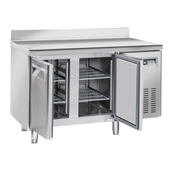 Tavolo Freezer Congelatore BT Lt 230 -18°C -22°C Due Porte Profondo 600 mm